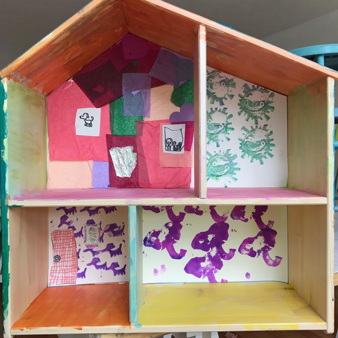 Dollhouse Camp Part Two Artbar