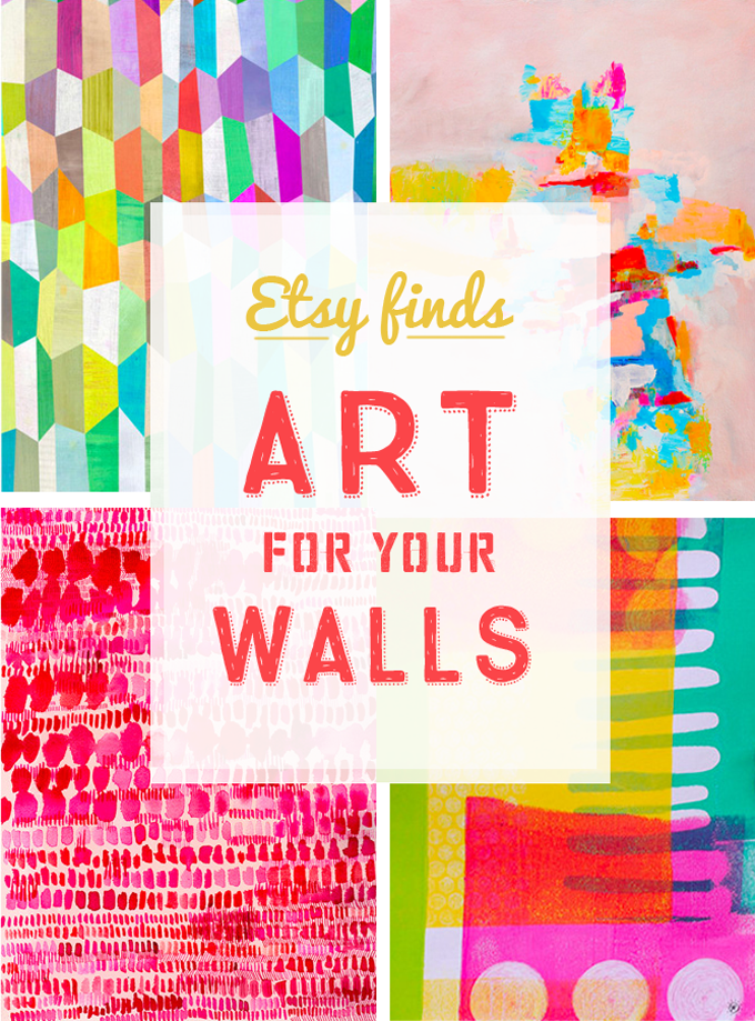 Etsy Finds Art Prints For Your Walls Artbar