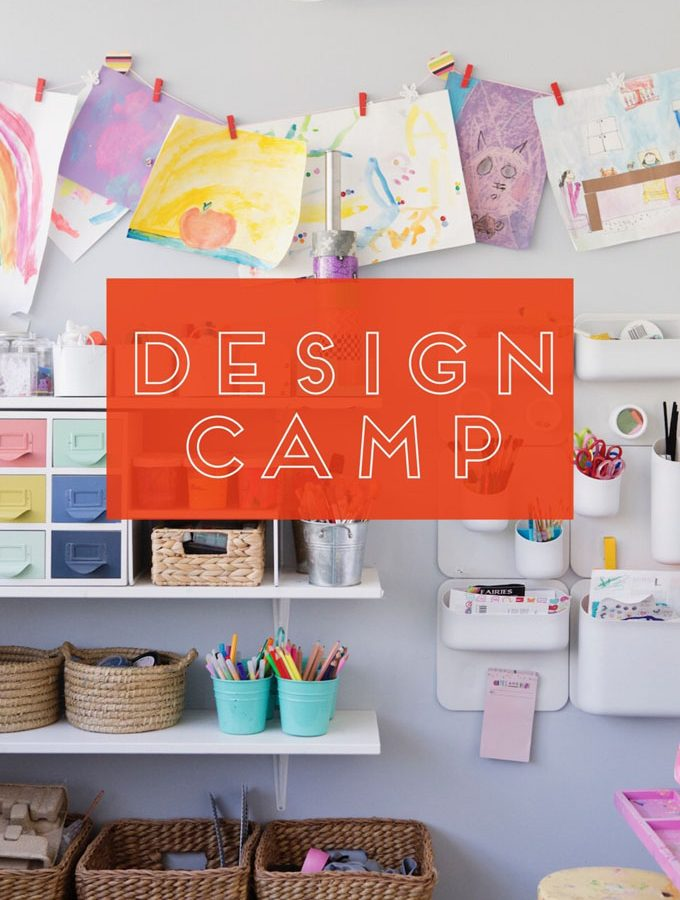 Design Camp: Living a Creative Life with Kids