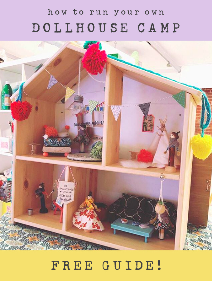 Dollhouse Camp Part 3 Free Guide To Dollhouse Camp Artbar