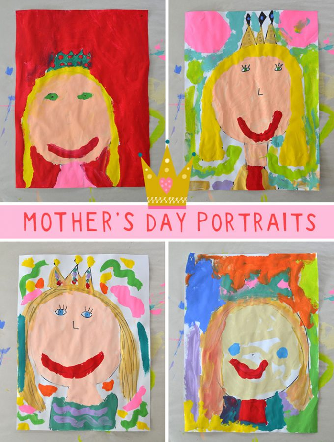 "Mother's Day Portraits: ""Queen Mom"""