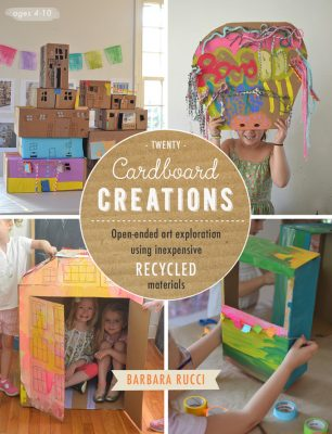 Cardboard Creations // ebook by Barbara Rucci