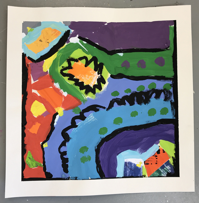 How To Teach Abstract Art To Elementary Students