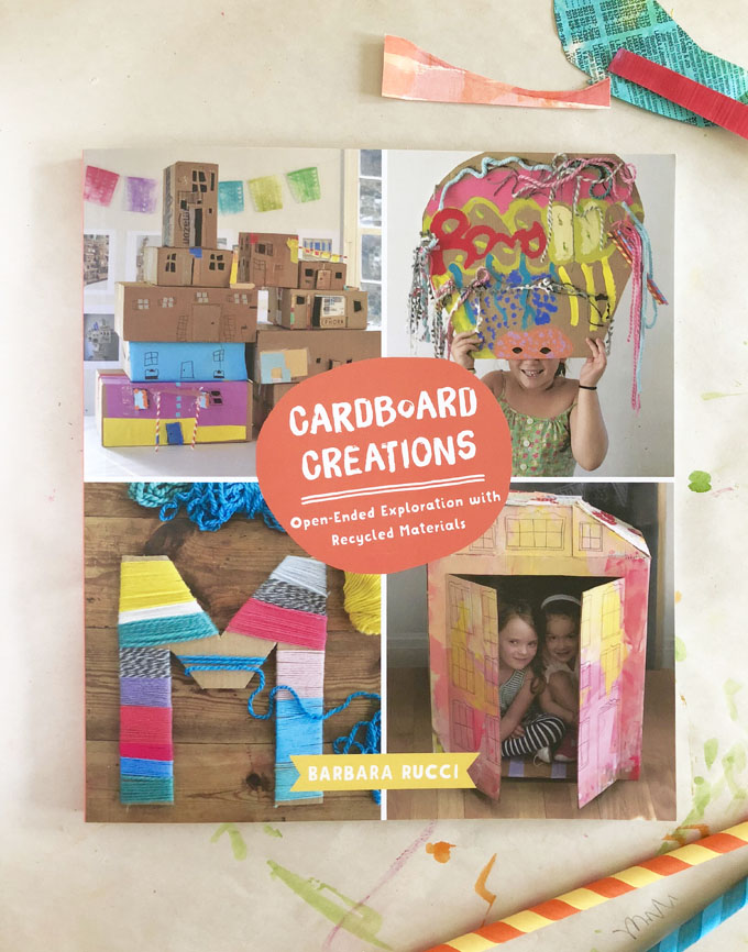 My Latest Book Cardboard Creations Is Here Artbar