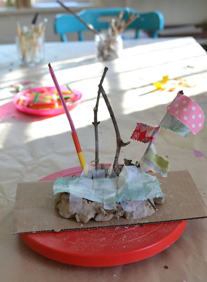 An introduction to using clay with young children, from the type of clay to the best tools. A wonderfully tactile, process art experience.